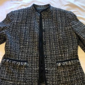 Harold's jacket